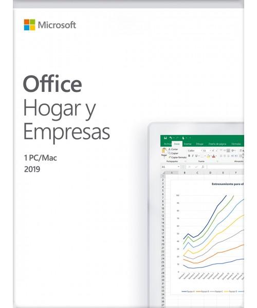 Microsoft Office Hogar y...